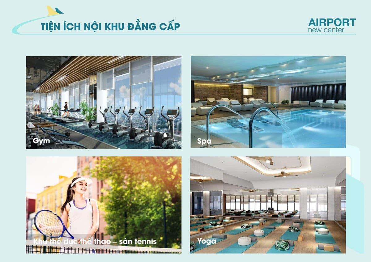 tien ich noi khu du an airport new center long thanh - DỰ ÁN AIRPORT NEW CENTER LONG THÀNH ĐỒNG NAI