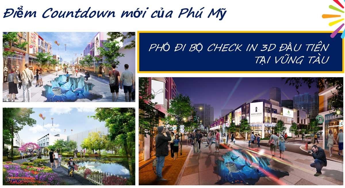 Điểm Countdown mới của Phú Mỹ - LIC CITY PHÚ MỸ