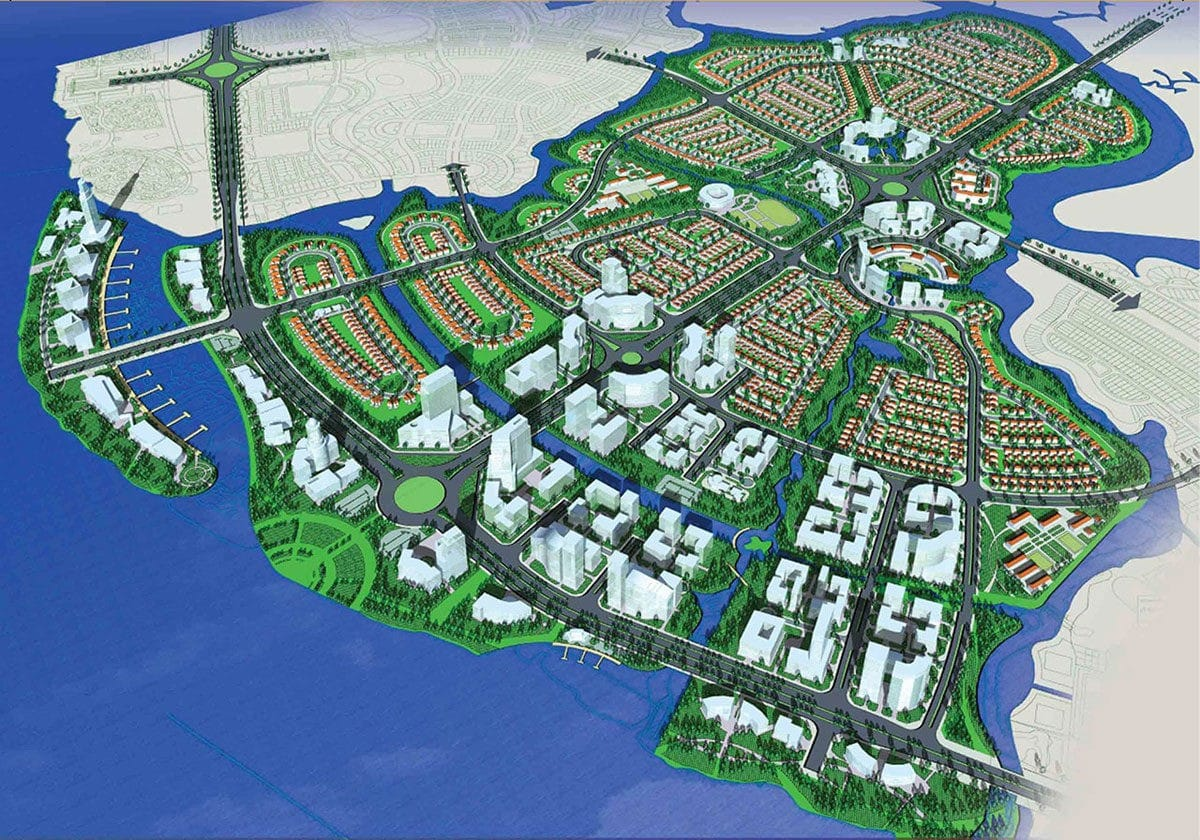du an aqua city novaland