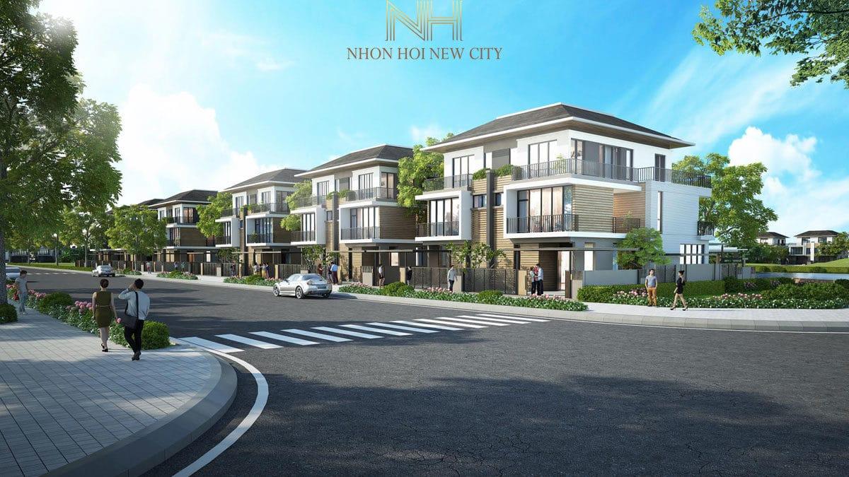biet thu nhon hoi new city quy nhon - DỰ ÁN KHU ĐÔ THỊ SINH THÁI NHƠN HỘI NEW CITY