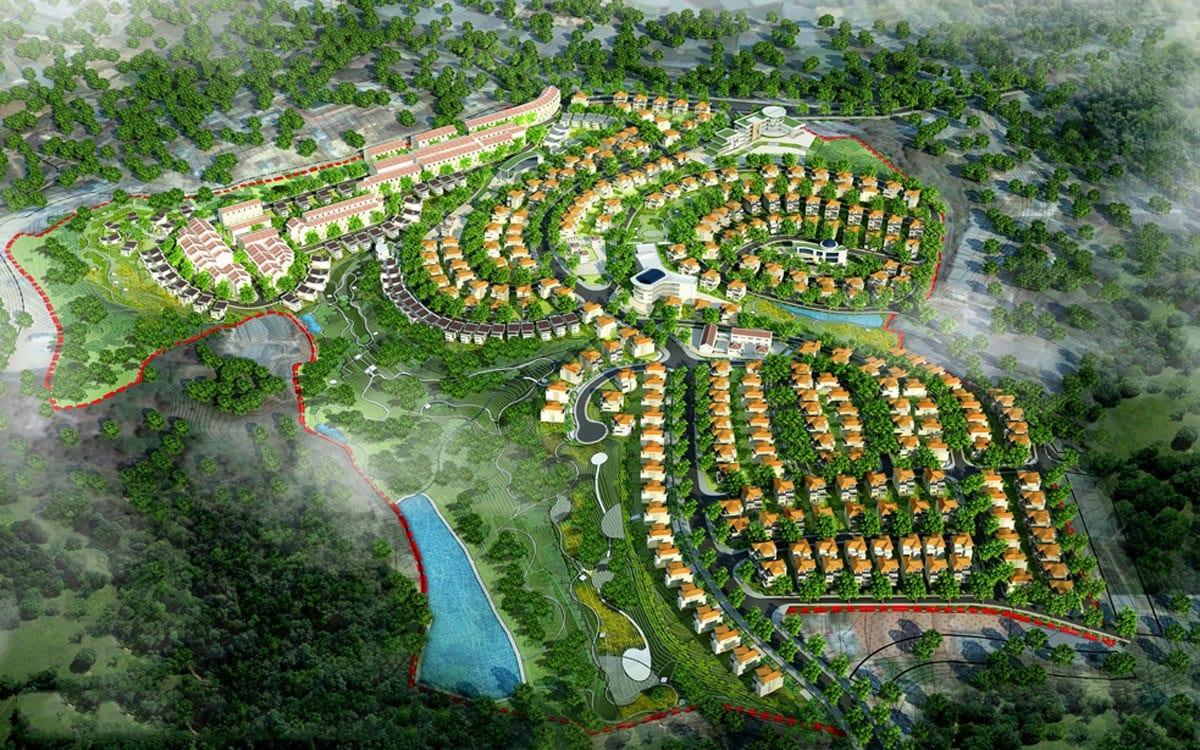 dalat paradise garden - DỰ ÁN KHU ĐÔ THỊ ĐÀ LẠT PARADISE GARDEN