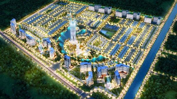 du an green city cu chi - DỰ ÁN GREEN CITY TỈNH LỘ 8 CỦ CHI