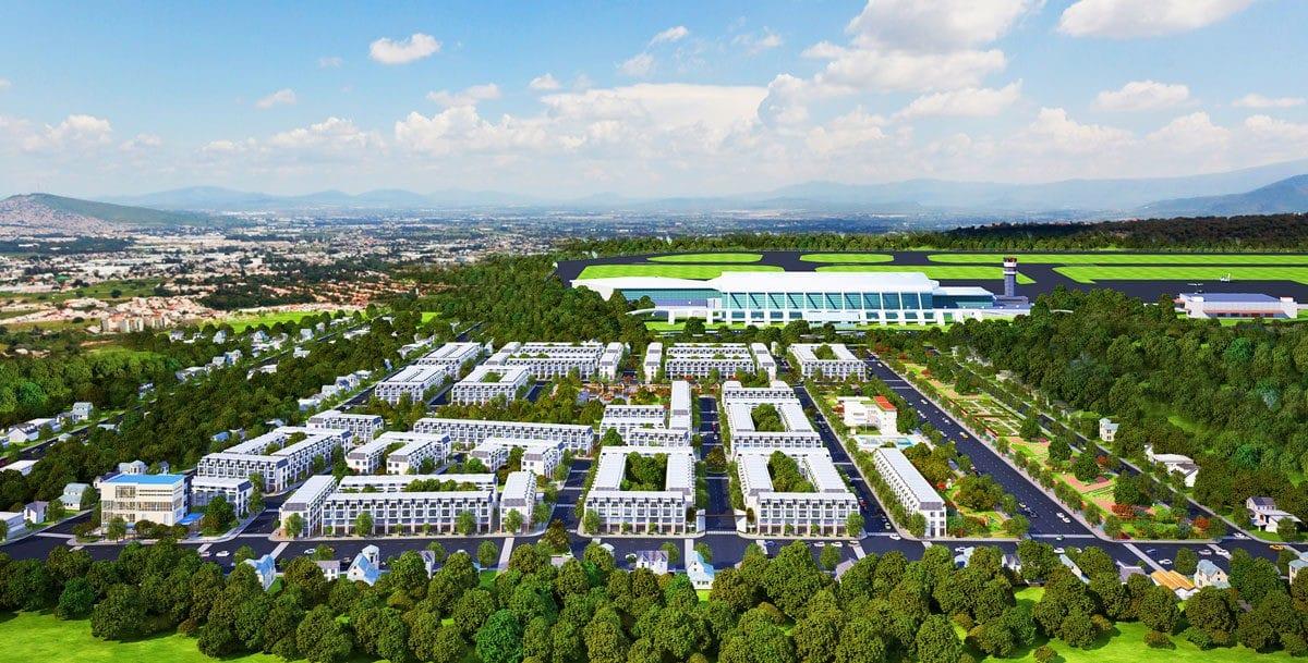 Dự án Đất nền Long Thành Airport City