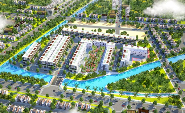 du an river town cu chi - DỰ ÁN RIVER TOWN TỈNH LỘ 15 CỦ CHI