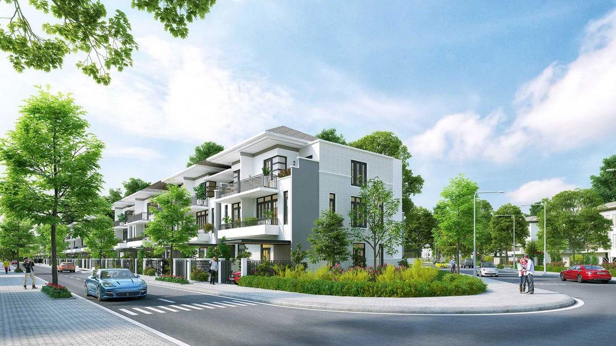 khu nha pho green city cu chi - DỰ ÁN GREEN CITY TỈNH LỘ 8 CỦ CHI