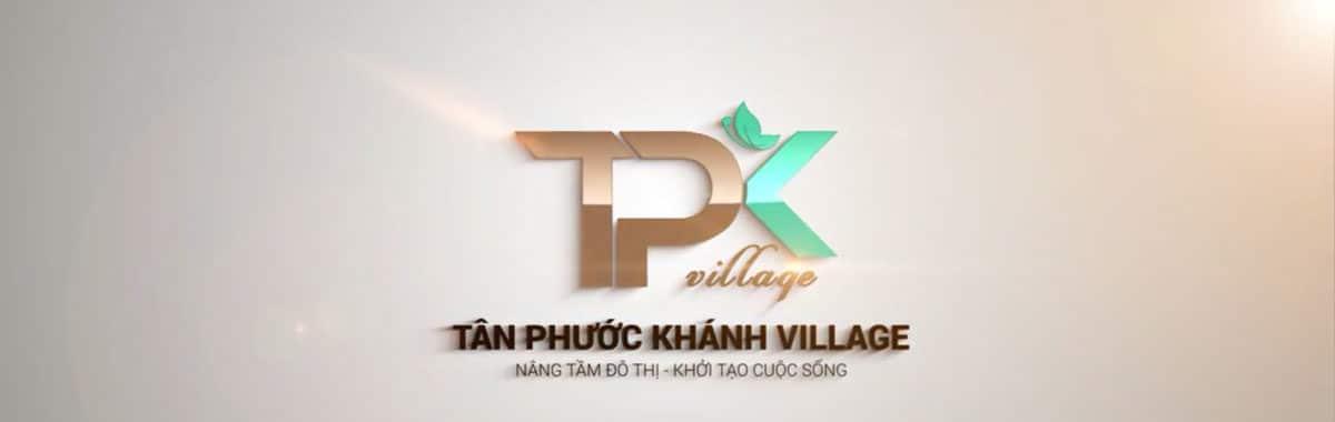 logo du an tan phuoc khanh village - DỰ ÁN TÂN PHƯỚC KHÁNH VILLAGE TÂN UYÊN BÌNH DƯƠNG