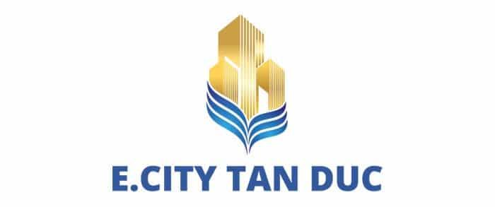 logo ecity tan duc - DỰ ÁN E.CITY TÂN ĐỨC LONG AN