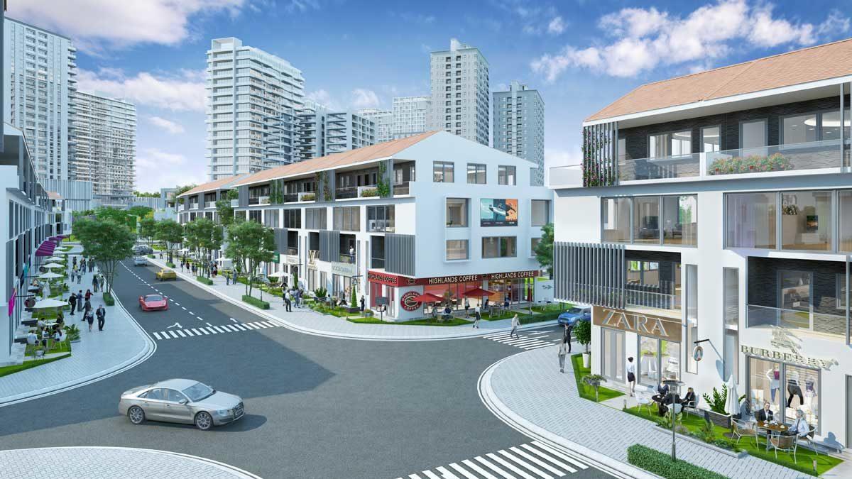 Shophouse Nhơn Hội New City