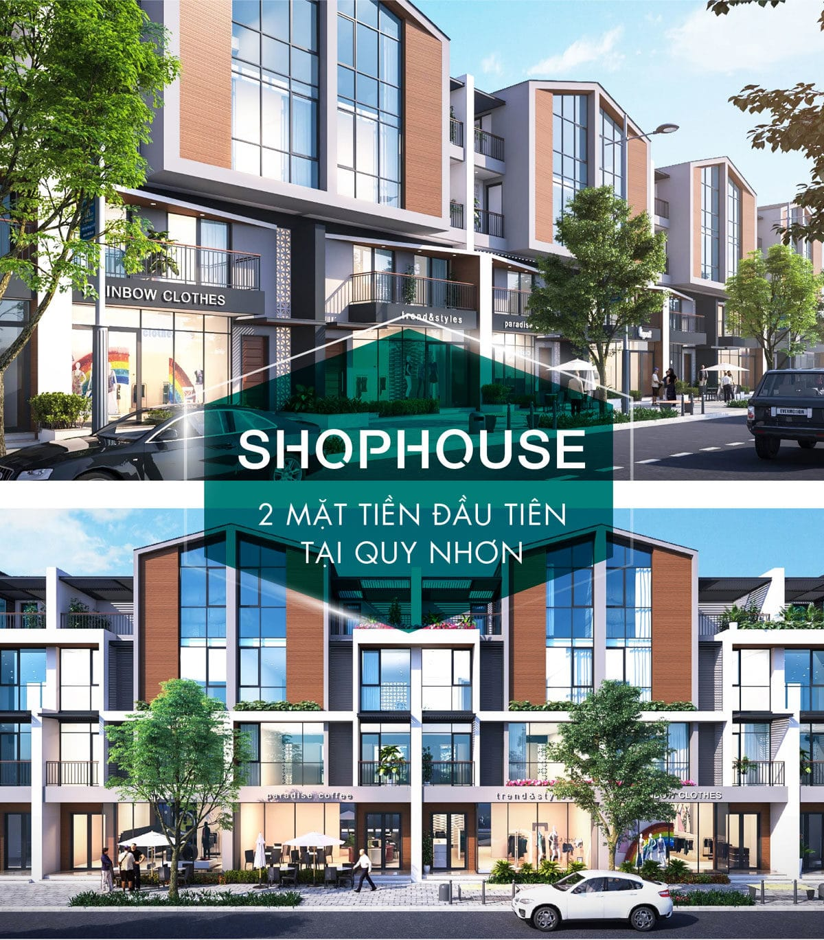 Shophouse FLC Miami District Quy Nhơn