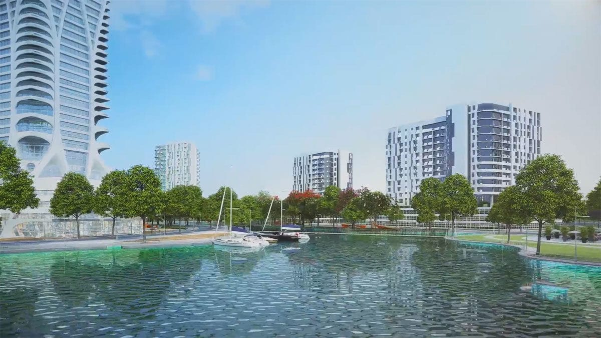 tien ich ho nuoc trung tam du an green city - DỰ ÁN GREEN CITY TỈNH LỘ 8 CỦ CHI