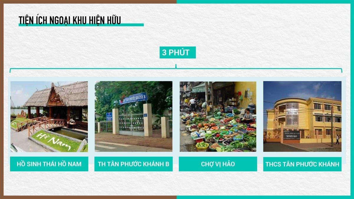 tien ich ngoai khu du an tan phuoc khanh village 3 phut - DỰ ÁN TÂN PHƯỚC KHÁNH VILLAGE TÂN UYÊN BÌNH DƯƠNG