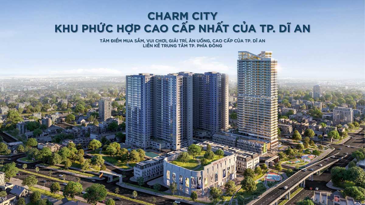 charm city khu phuc hop dang cap nhat di an - CHARM DIAMOND CITY