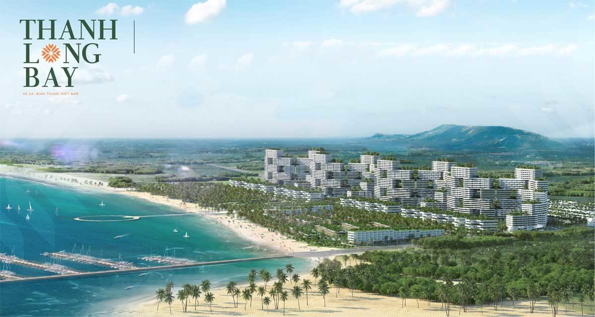 Dự án KĐT Thanh Long Bay Lagi Phan Thiết Bình Thuận