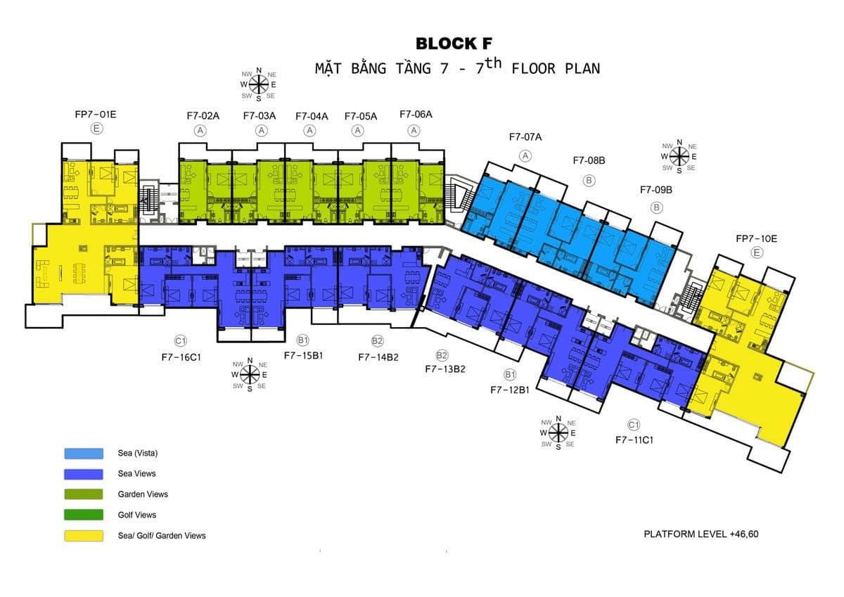 mat bang tang 7 block f can ho Ocean Vista - DỰ ÁN CĂN HỘ OCEAN VISTA PHAN THIẾT