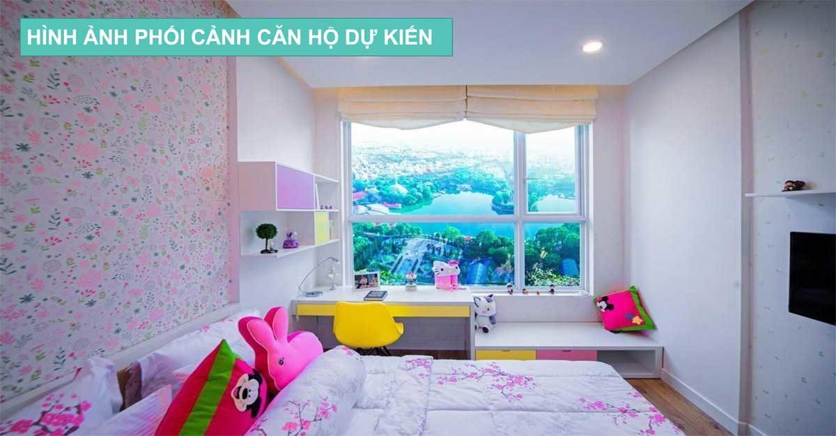 phong ngu central apartment kinh duong vuong - DỰ ÁN CĂN HỘ NHÀ Ở XÃ HỘI CENTRAL APARTMENT BÌNH TÂN