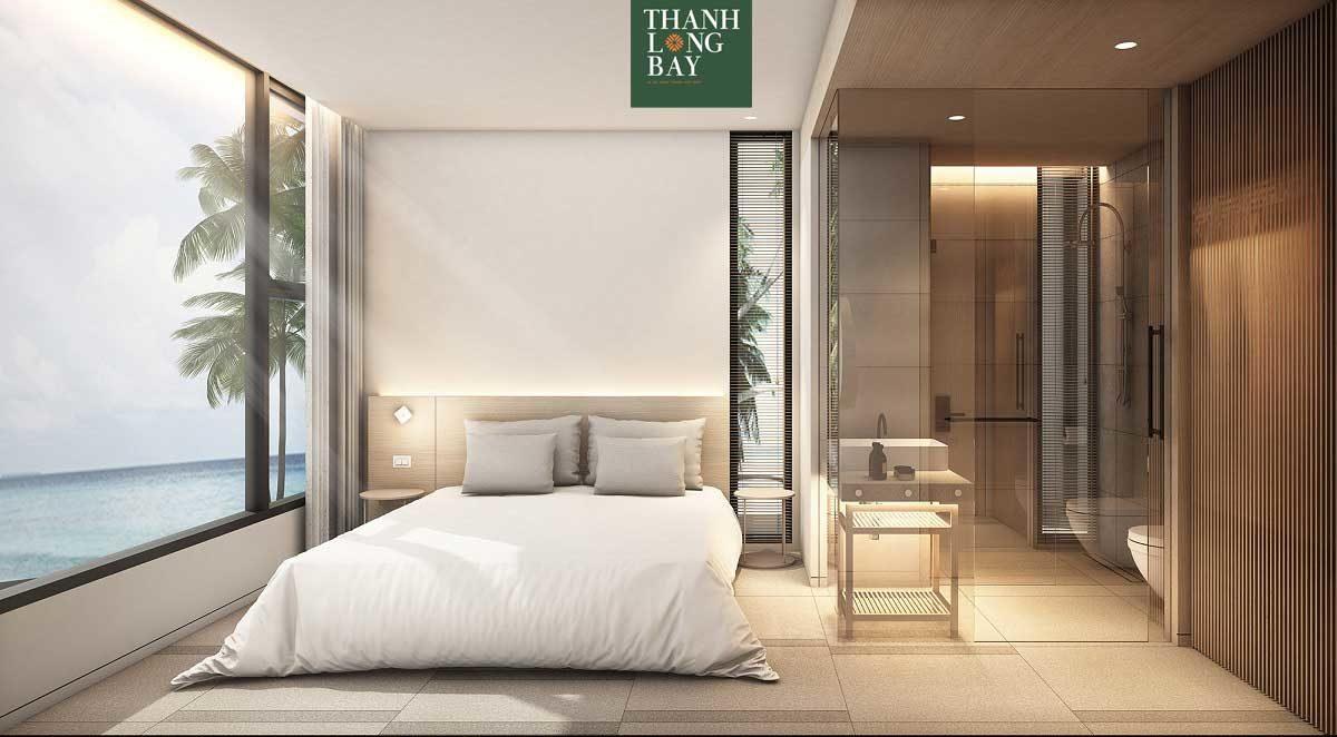 Phòng ngủ View Biển Dự án Thanh Long Bay