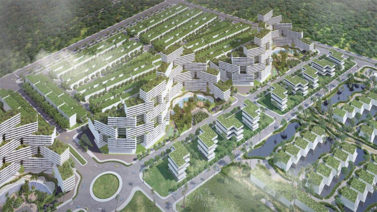 Dự án Khu đô thị Thanh Long Bay Phan Thiết Bình Thuận