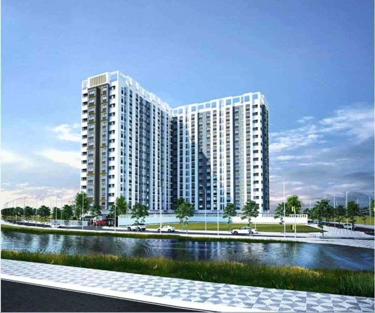 Dự án Căn hộ Nhà Ở Xã Hội An Phú Đông - DỰ ÁN CĂN HỘ CHUNG CƯ NHÀ Ở XÃ HỘI QUẬN 12