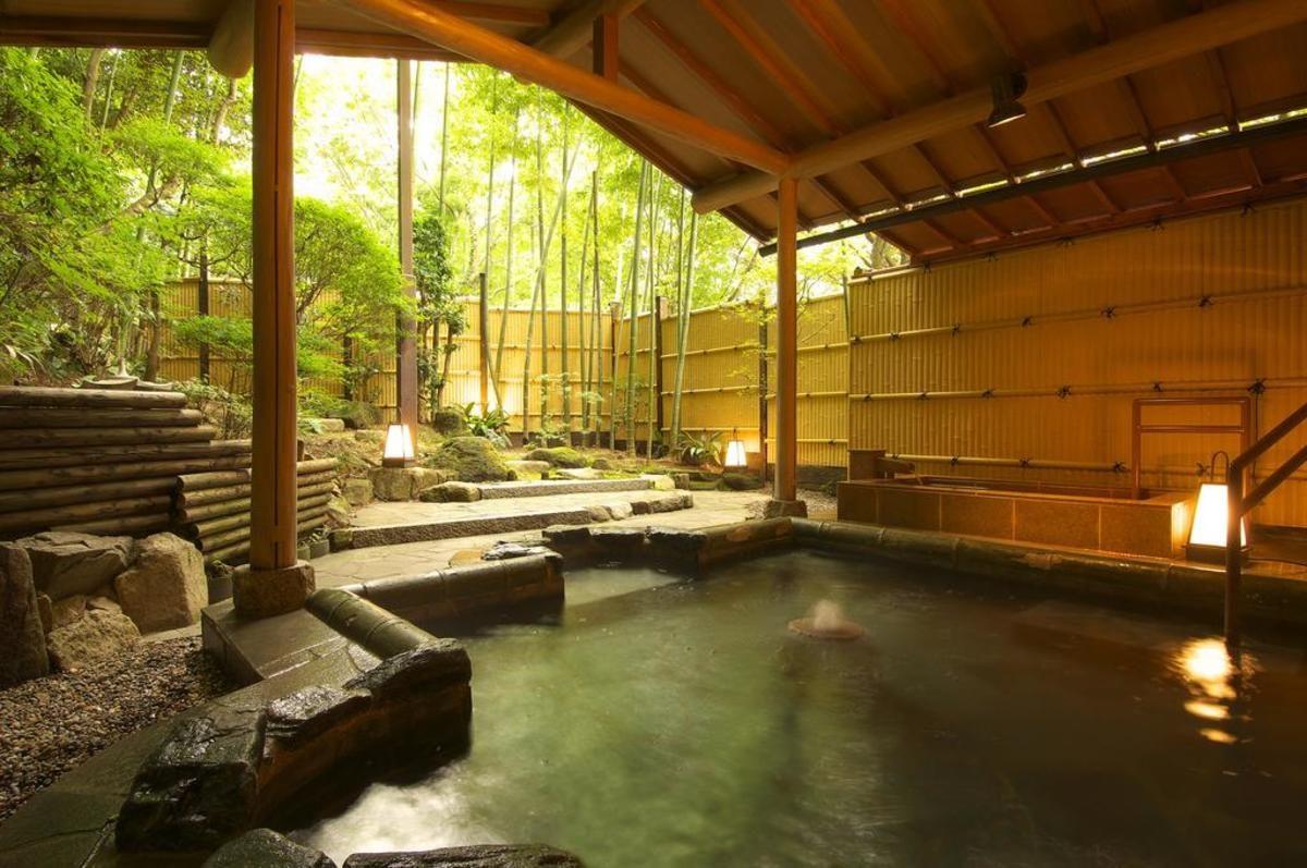 Hồ bơi ngâm khoán nóng onsen tại Eagles Villages Residences - Hồ bơi ngâm khoán nóng onsen tại Eagles Villages Residences