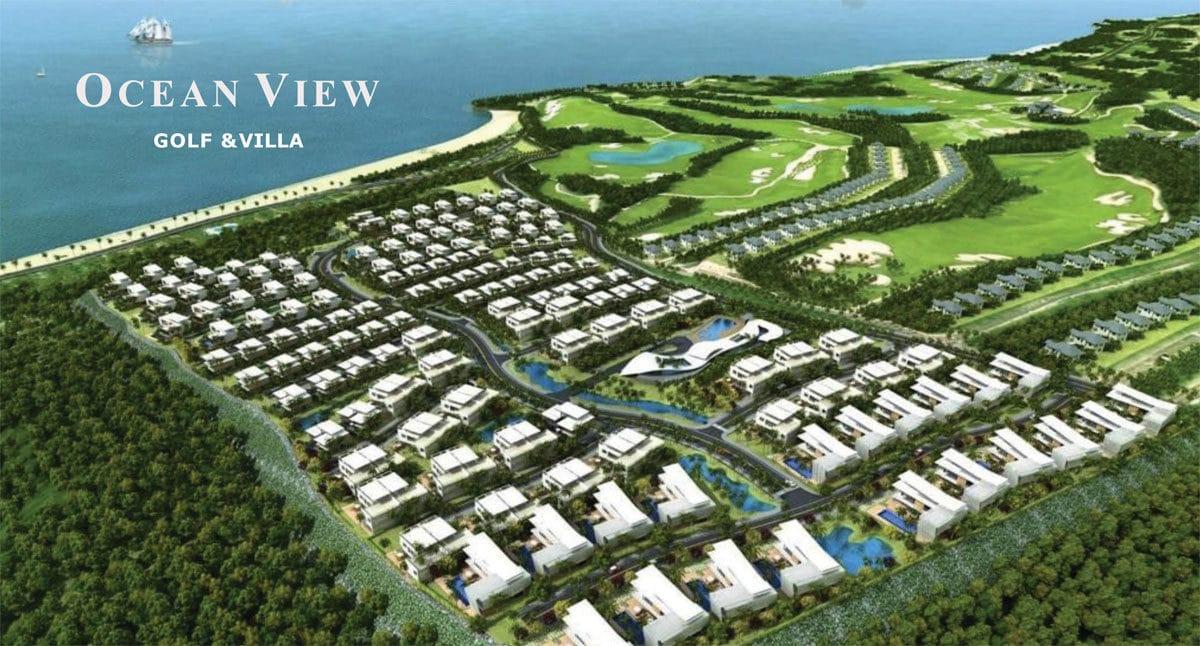 Ocean View Golf Villas - DỰ ÁN OCEAN VIEW GOLF & VILLAS PHAN THIẾT