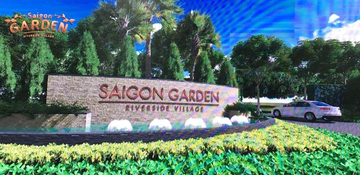 cong du an saigon graden riverside village - CÔNG TY CỔ PHẦN HƯNG THỊNH INCONS