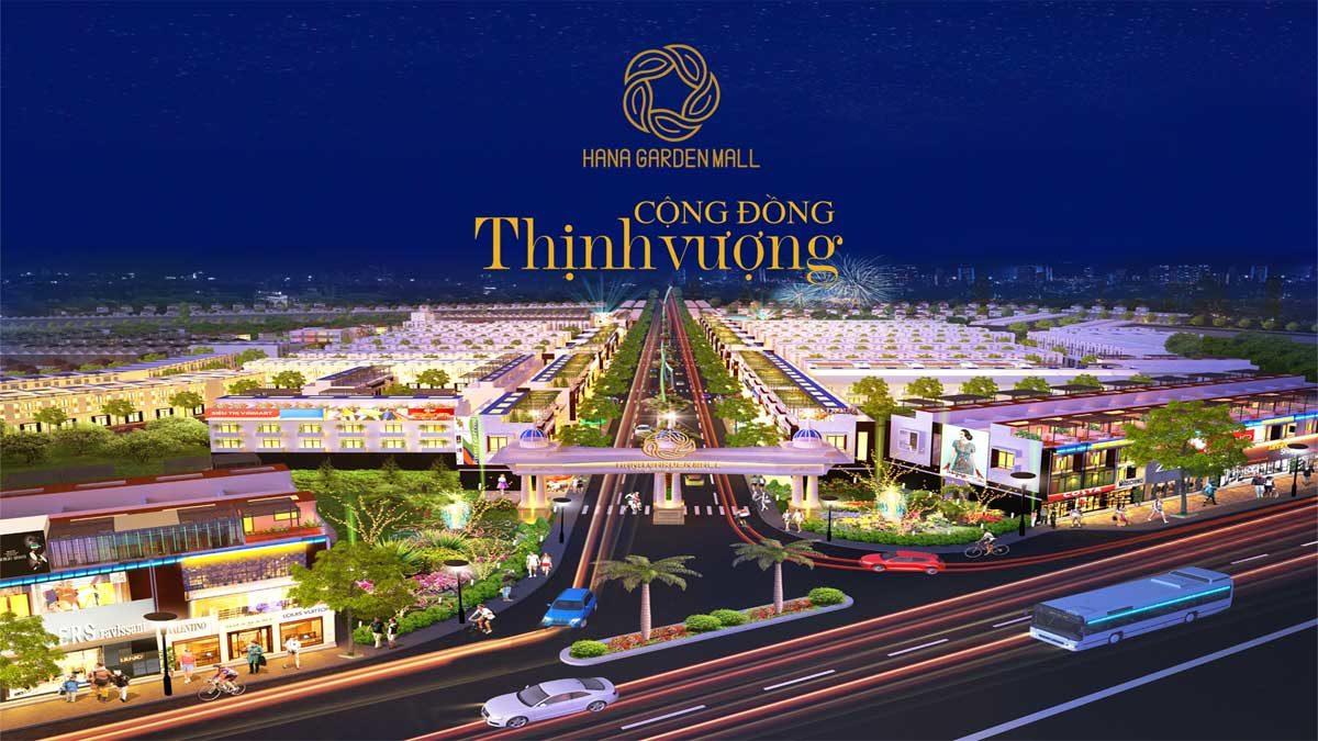 Dự án khu đô thị Hana Garden Mall
