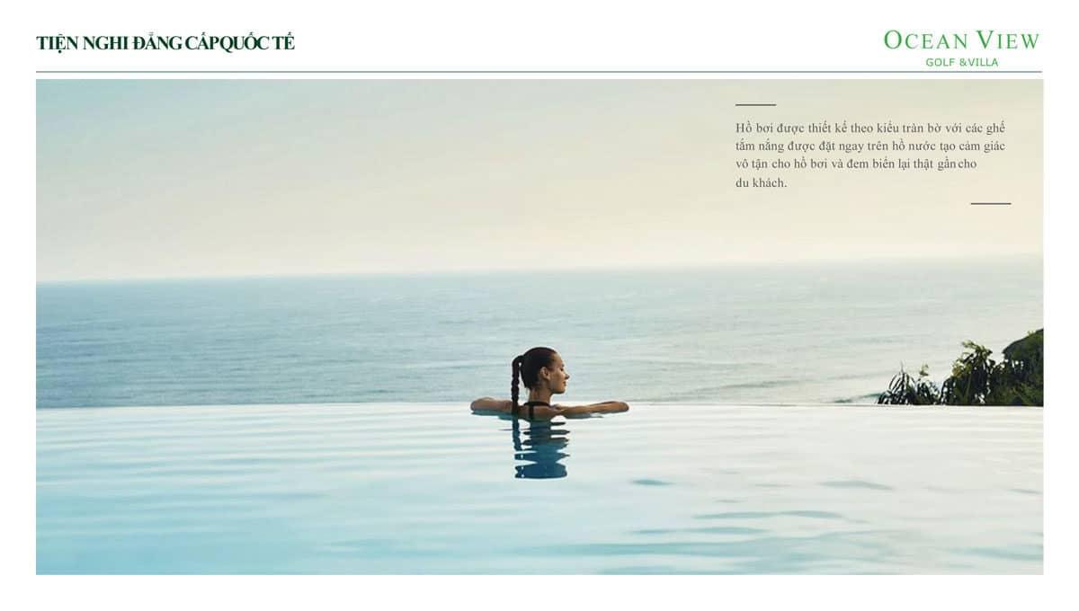 ho boi tran bo du an ocean view golf villas - DỰ ÁN OCEAN VIEW GOLF & VILLAS PHAN THIẾT