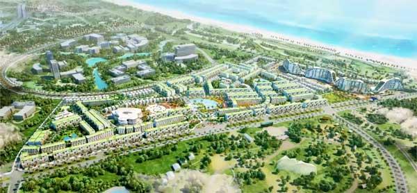 Phối cảnh Dự án FLC The Canava Quy Nhơn