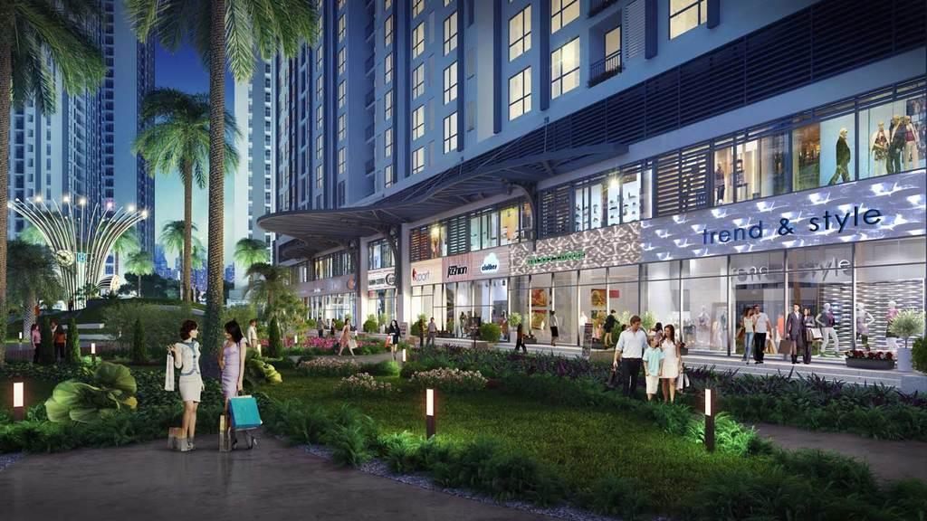 trung tâm thương mại zen tower - DỰ ÁN CĂN HỘ CHUNG CƯ NHÀ Ở XÃ HỘI QUẬN 12