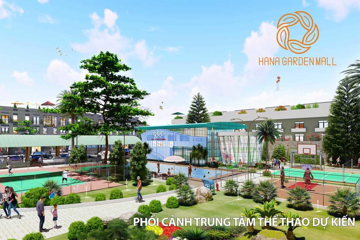 trung tam the duc the thao du an hana garden mall - DỰ ÁN HANA GARDEN MALL BÌNH DƯƠNG