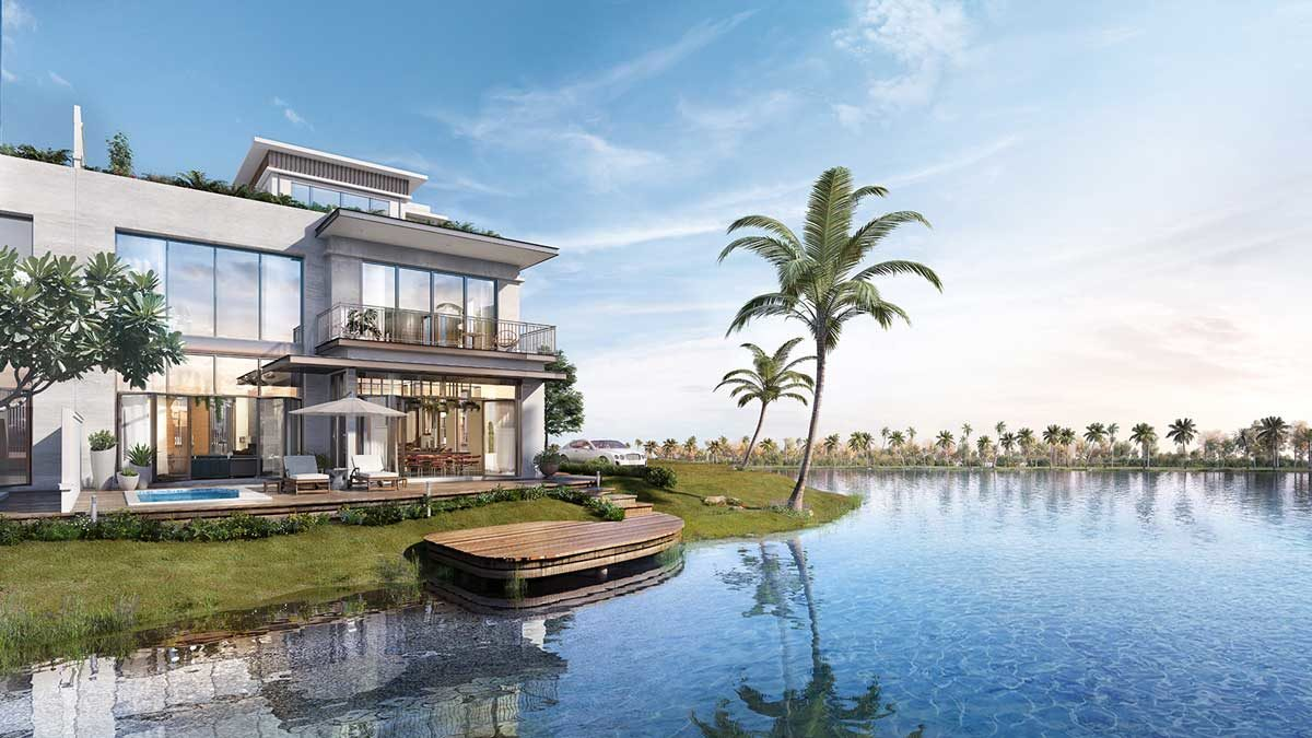Biệt thự Sunshine Diamond Bay Nha Trang