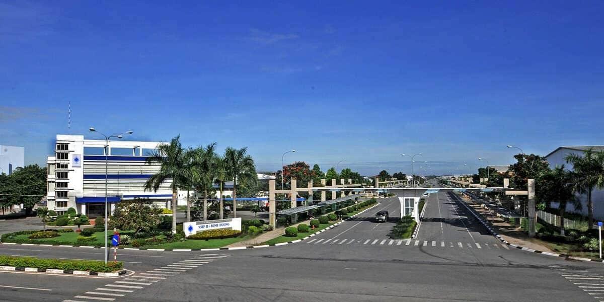 cụm công nghiệp gần icon central - SHOP OFFICE ICON CENTRAL DĨ AN BÌNH DƯƠNG
