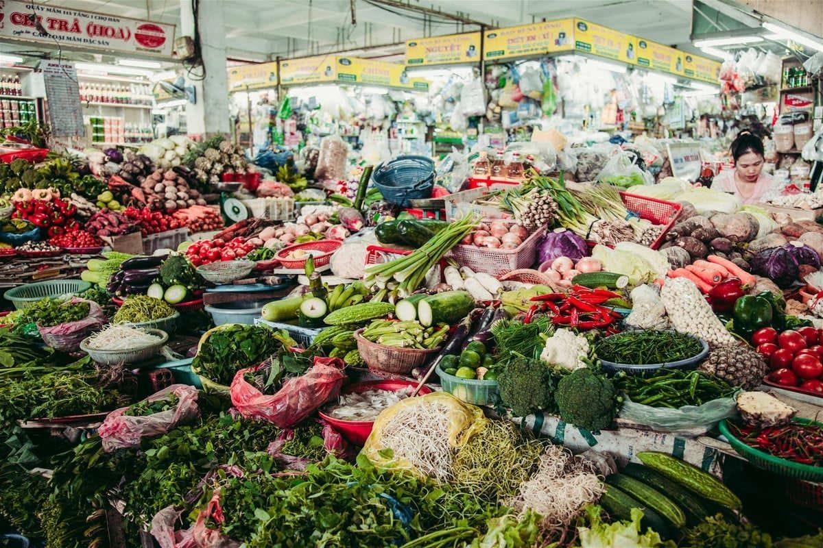 Icon Central liền kề hàng loạt Chợ tại Dĩ An
