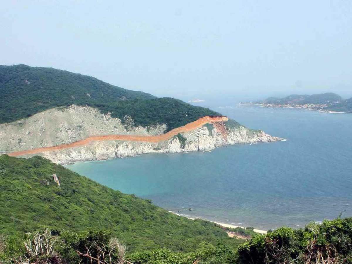 dự án đường ven biển dài 116 km từ Bình Tiên đến Cà Ná - DỰ ÁN CĂN HỘ APEC MANDALA WYNDHAM PHAN RANG THÁP CHÀM NINH THUẬN