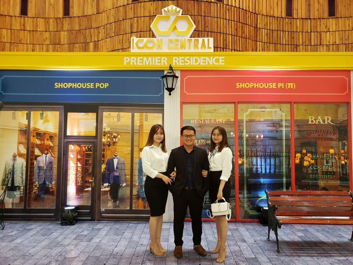 Sàn kinh doanh từ Danh Việt Group