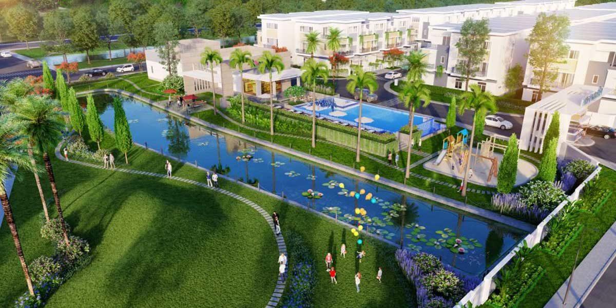 Tiện ích nội khu Dự án Verosa Park Khang Điền Quận 9