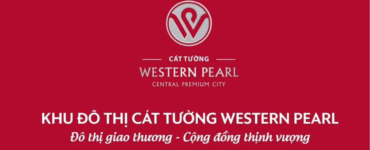 Logo Cát Tường Western Pearl - DỰ ÁN CÁT TƯỜNG WESTERN PEARL VỊ THANH HẬU GIANG