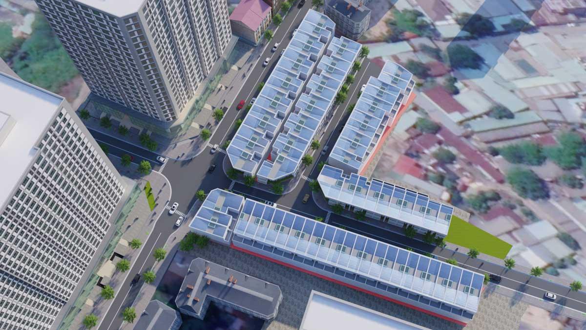 Nha pho Can ho Alva Plaza Binh Duong - Nhà-phố-Alva-Plaza-Bình-Dương