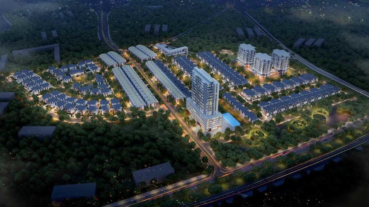Park Hill Thanh Cong - DỰ ÁN PARK HILL THÀNH CÔNG VĨNH YÊN VĨNH PHÚC