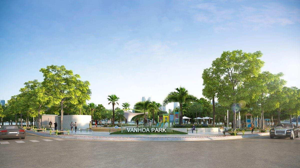 Công viên Văn Hoa Park