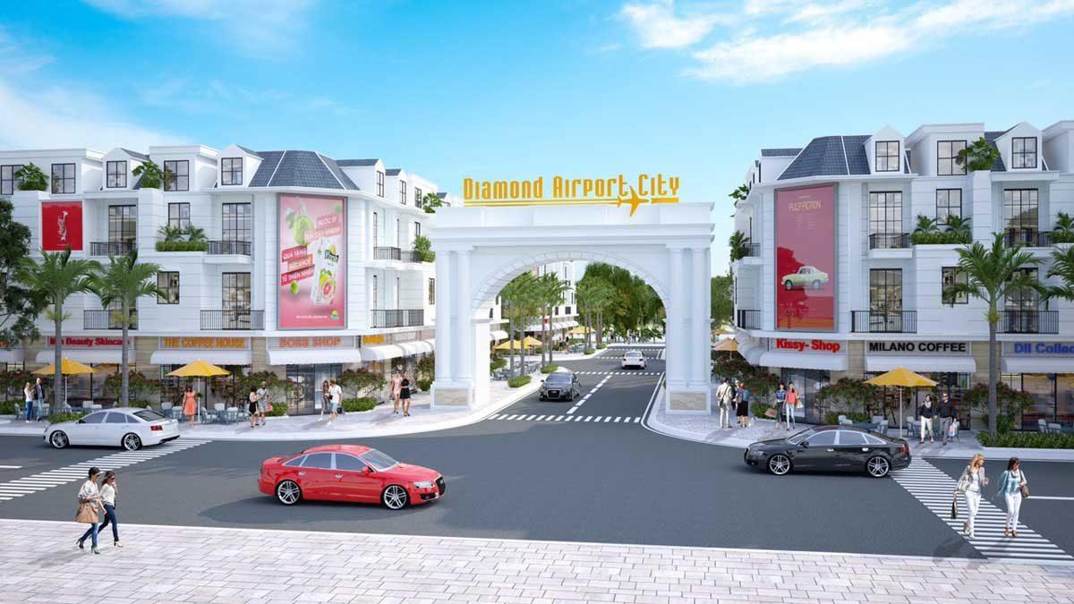 diamond airport city long thanh - DỰ ÁN DIAMOND AIRPORT CITY LONG THÀNH ĐỒNG NAI