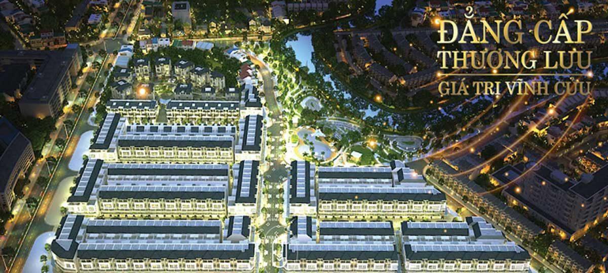 Dự án Văn Hoa Villas Biên Hòa Đồng Nai