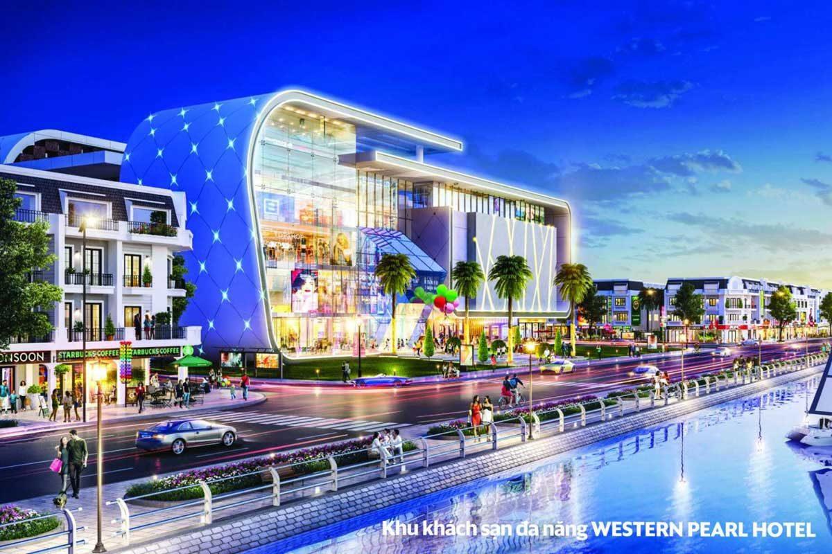 khu khach san da nang western pearl hotel - DỰ ÁN CÁT TƯỜNG WESTERN PEARL VỊ THANH HẬU GIANG