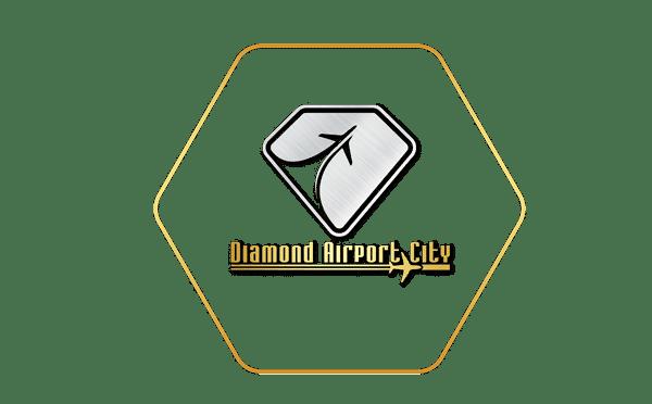 logo diamond airport city - DỰ ÁN DIAMOND AIRPORT CITY LONG THÀNH ĐỒNG NAI