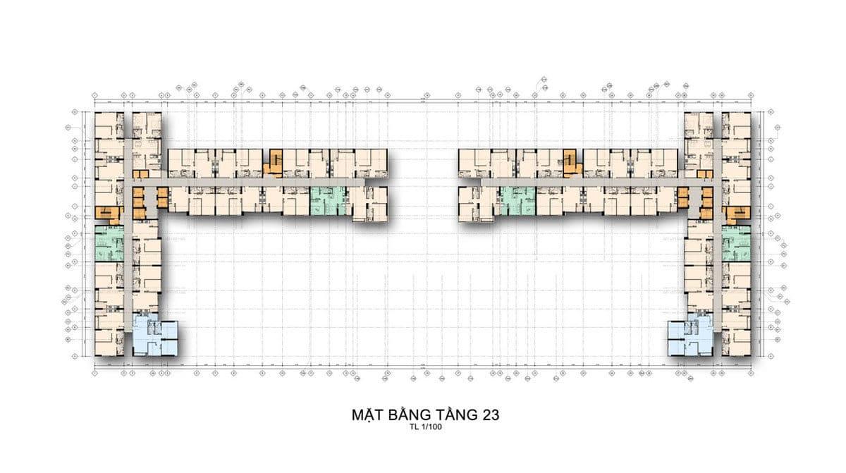 mat bang tang 23 can ho la premier quan 2 - DỰ ÁN CĂN HỘ LA PREMIER QUẬN 2