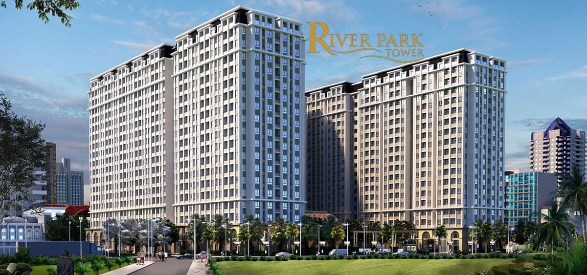 Phối cảnh Dự án căn hộ River Park Tower Quận 9