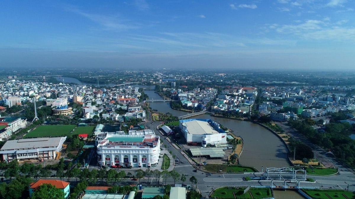 thành phố tân an vina town - DỰ ÁN VINA TOWN TÂN AN LONG AN