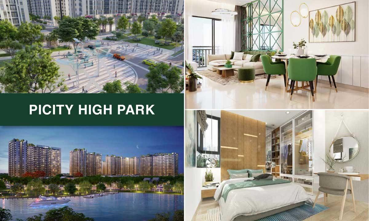 tien ich 4sao tai picity high park - Thiên đường tiện ích đa dạng xung quanh dự án căn hộ Picity High Park