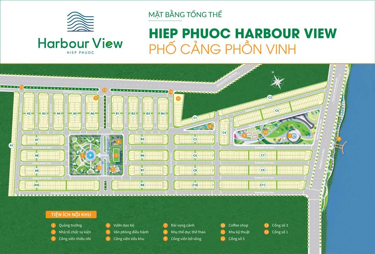 tien ich noi khu du an hiep phuoc harbour view - DỰ ÁN HIỆP PHƯỚC HARBOUR VIEW LONG AN
