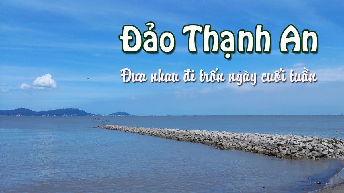 đảo Thạnh An - KHỞI CÔNG XÂY CẦU CẦN GIỜ MỚI NHẤT
